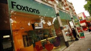 Foxtons offices