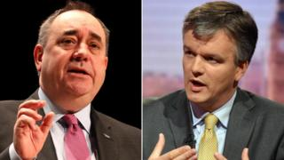 Alex Salmond and Michael Moore