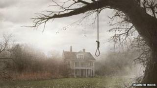 The house in the film