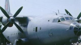 Antonov 12 (file photo)
