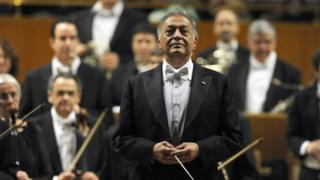 Noted music composer Zubin Mehta is set to perform in Indian-administered Kashmir