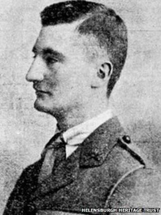 Lieutenant Reginald Noble Graham