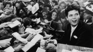 Cliff Richard in 1959