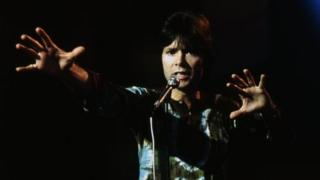 Cliff Richard in 1974