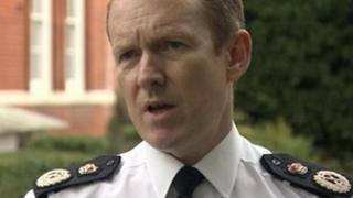 Chief Constable Steven Kavanagh