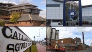 Convention centre potential sites