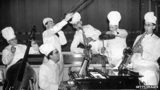 1930s musical bakers
