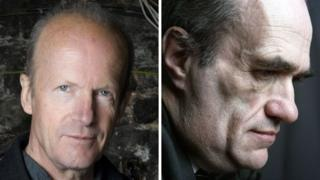 Jim Crace and Colm Toibin