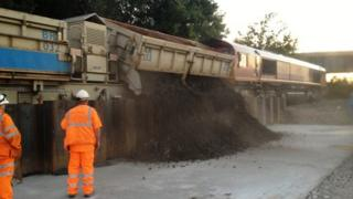 Chiltern Railways ballast