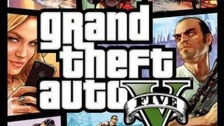 Grand Theft Auto screen grab
