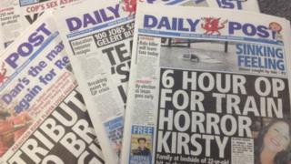 Daily Post newspapers