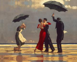 jack vettriano 39 critics don 39 t take sex seriously 39 bbc news. Black Bedroom Furniture Sets. Home Design Ideas