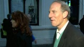 Talks chair Richard Haass and vice chair Meghan O'Sullivan watched Culture Night events