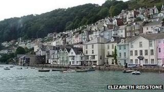 Dartmouth. Pic: Elizabeth Redstone