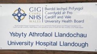 University Hospital Llandough
