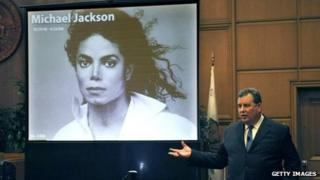 Brian Panish, attorney for the Michael Jackson family, delivers his closing argument to jurors