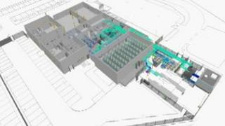 Isle of Man data centre