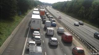 southbound M11
