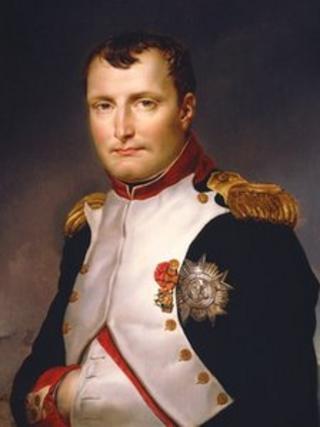 Napoleon by David