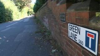 Green Lane, Moorgate