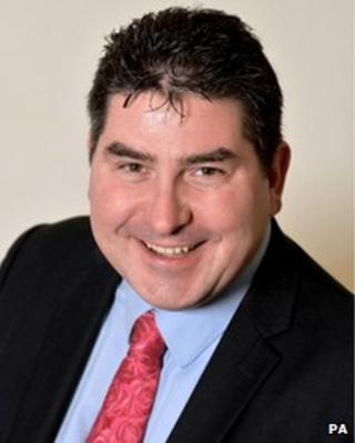 Labour MP Rob Flello