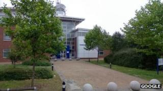 Abingdon Police Station