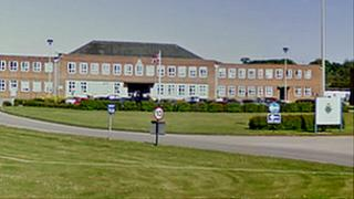 Staffordshire Police Headquarters