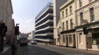 Minden Place in St Helier