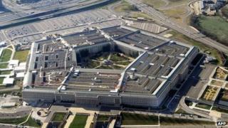 Pentagon, file pic