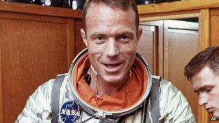 Scott Carpenter in 1962