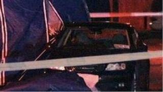 Seamus O'Byrne murder scene