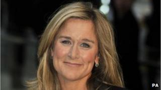 Angela Ahrendts has been with the luxury brand for almost a decade
