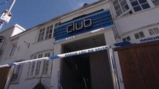 Sailors club complex, Newquay