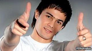 Jasur Umarov