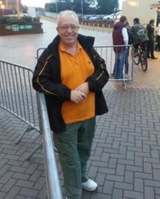 Peter Abbott at Wolverhampton Wanderers
