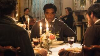Chiwetel Ejiofor as Solomon Northup