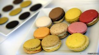 Macaroons, by Pierre Herme