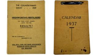 Countrymen's diary and Calendar 1937