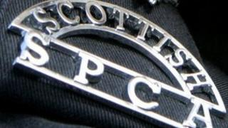 SSPCA badge