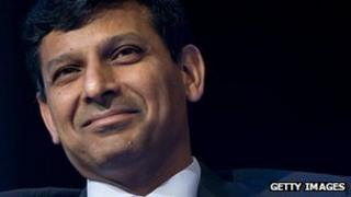 A picture of Raghuram Rajan
