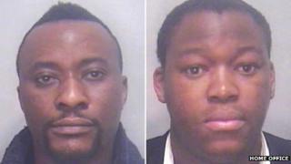 Abiola Kumoye and Ayodeji Abbis