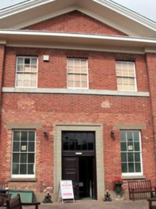 The Regimental Museum of The Royal Welsh in Brecon