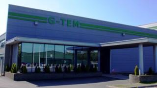 GTEM in Ebbw Vale