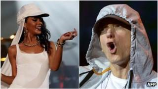 Rihanna/Eminem