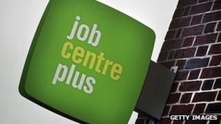 A job centre plus sign