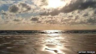 Morfa Beach