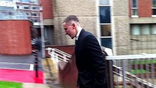 Callum McFadzean appeared at Sheffield Magistrates Court on 22 October