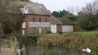 Throop Mill