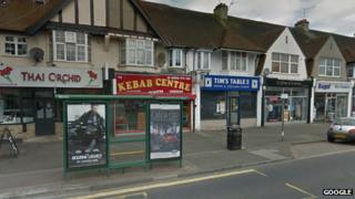 Kebab Centre, Rickmansworth