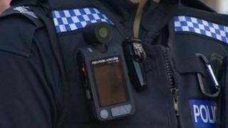 Police 'body cam'